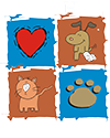 Vet In Salisbury | Healing Hands Animal Hospital Logo