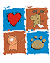 Healing Hands Animal Hospital Logo